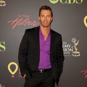 Eric Martsolf: Sporting Hugo Boss, Enjoying the 'Passion' on 'Days of our Lives'