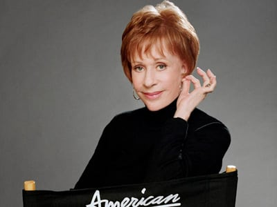 ABC Sets Carol Burnett's First Airdate on 'All My Children'