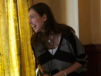 Eden Riegel: After the Baby, Before the Controversy
