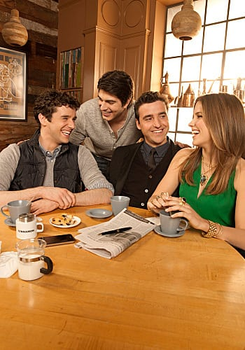 CBS Releases First Cast Photos of 'Partners'