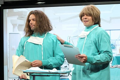 Ricky Martin and Jimmy Fallon Spoof 'General Hospital' on 'Late Night'