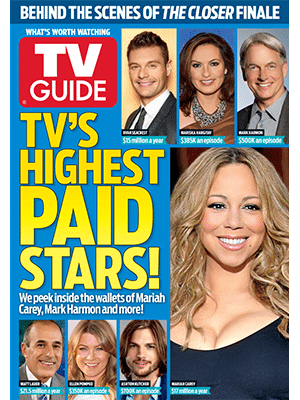 TV Guide Reveals TV's Highest Paid Stars: The Soap Opera Edition