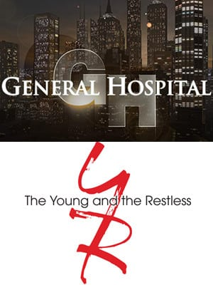 Steve Burton and Jack Wagner Help Move 'Y&R' and 'GH' On Up!