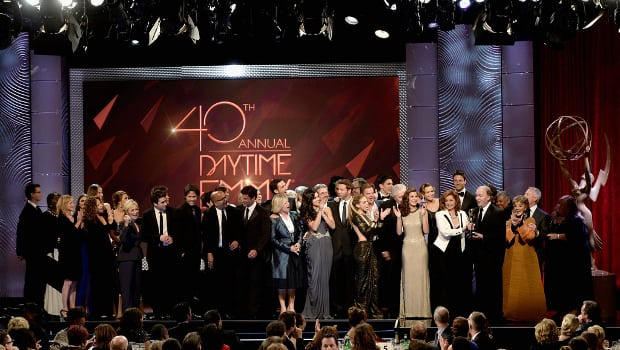 EMMYS: Outstanding Drama Series Days of our Lives; Soaps First Win in Category Since 1978!