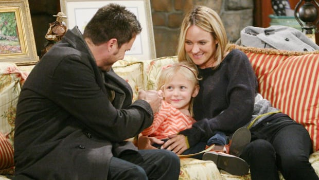 A New Daughter for 'Y&R's' Nick and Sharon!