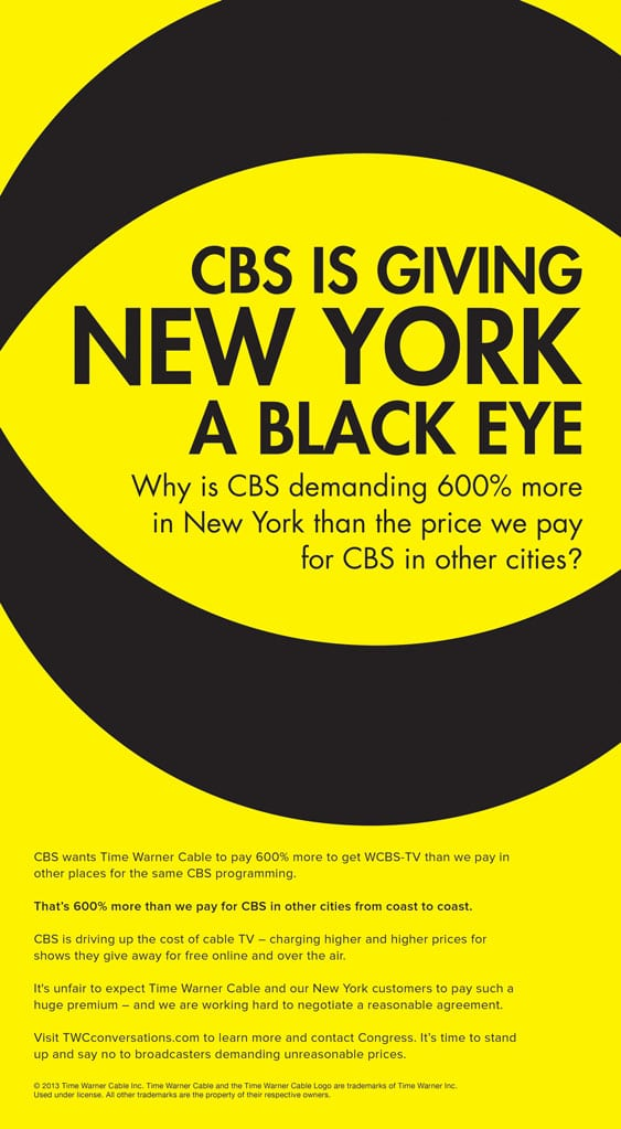 CBS Viewers About To Lose Their Soaps, Game Shows, Talk