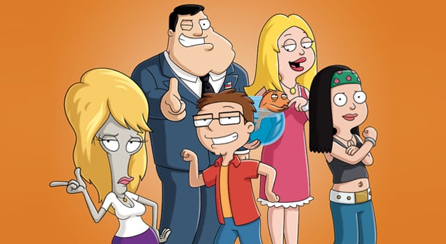 'American Dad' Moving to TBS After 10th (and Final) Season ...