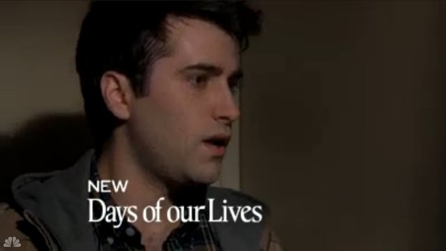 DAYS Promo: Sonny Overhears The Truth About Nick's Murder