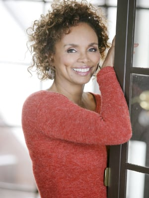 debbi morgan daughter