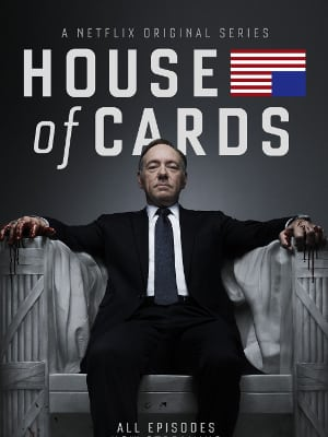 Spend Valentine's Day With The Season 2 Launch of Netflix's 'House of Cards'