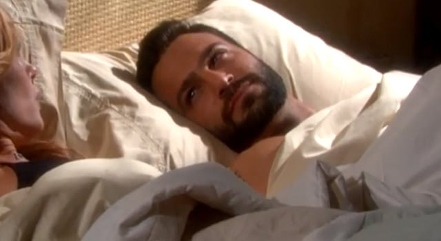 Is Carmine Alive? Marco Dapper Appears In Preview For First All New 'Y&R' Episode of 2014!