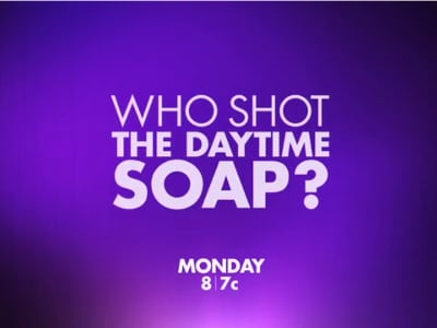MONDAY: TVGN Presents 'Who Shot The Daytime Soap?' Featuring a Host of Daytime Legends and Talents (PROMO)