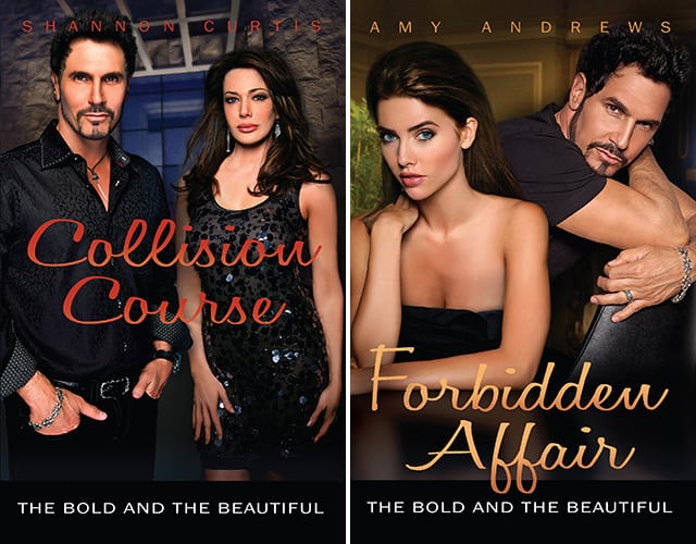 ALERT: First Two of Eight 'Bold and the Beautiful' Themed Novellas Release Date Announced