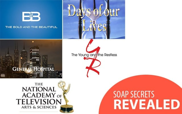 Soap Secrets Revealed: 'GH's' Anthony Geary, 'B&B's' John McCook, 'DAYS' Casting Director and More Discuss 2013's Resurgence of The Soaps!