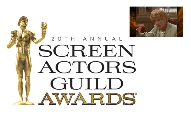 '20th SAG Awards' Remembers 'Y&R's' Jeanne Cooper, Bonnie Franklin and Paul Walker