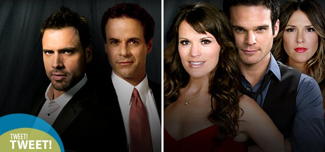 TWEET! TWEET! Chat Live With 'DAYS' and 'Y&R' Stars on Twitter