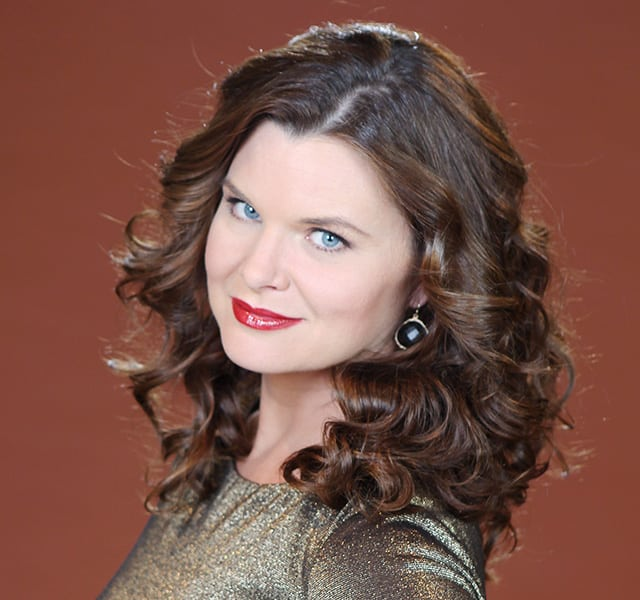 DETAILS: 'B&B's' Heather Tom Dishes on Nu-Ridge, Sibling Rivalry, S&M Style Sex and More!