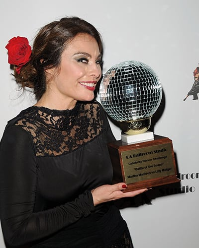 UP2LATELY: Lilly Melgar Talks Possible 'GH' Return, Her 'Dancing with the Stars' Moment and First Spanish Acting Role!