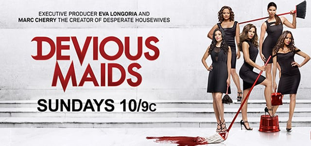 'Devious Maids' Returns for Season Two; 'AMC's' Susan Lucci Excited for New Twist!