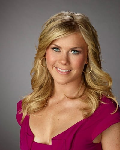 Alison Sweeney Talks About Her New Book and 'DAYS' Exit