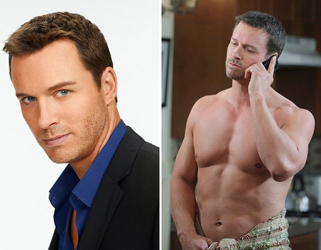 DAYTIME EMMYS: Fresh Out of the Shower, 'DAYS' Star Eric Martsolf Learns of His First Nomination