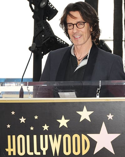 WATCH: 'GH's' Rick Springfield Receives Star on Hollywood Walk of Fame