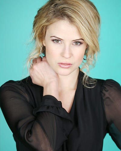 DAYTIME EMMYS: 'B&B's' Linsey Godfrey Reacts to First Nomination; Teases How Her Real-Life Pregnancy Will Affect Caroline's Future