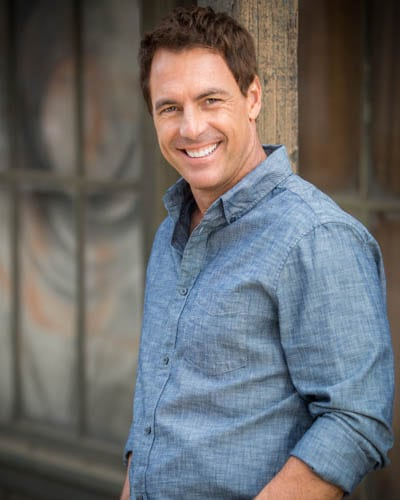 CENTER STAGE: 'Home & Family's' Mark Steines On Soap Operas, Love Scenes and Getting Slammed By Oprah!