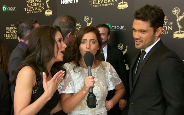 DAYTIME EMMYS: Should NATAS Issue Apology for 'Offensive' Daytime Emmy Red Carpet Hosts?