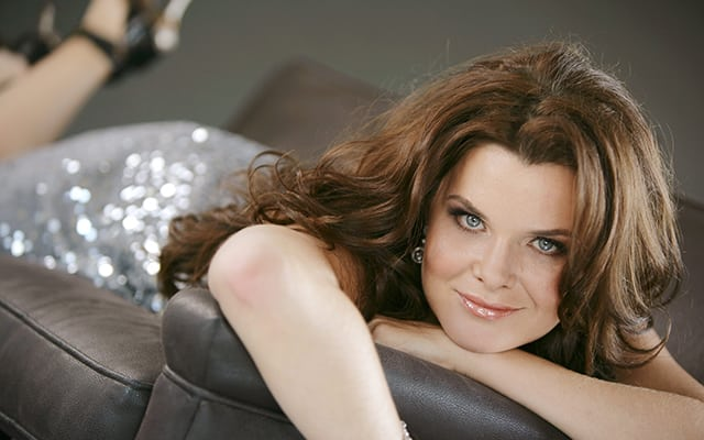 DAYTIME EMMYS: 'B&B's' Heather Tom Reacts to Emmy Nom and Dishes on Katie/Ridge/Brooke/Bill Quadrangle!