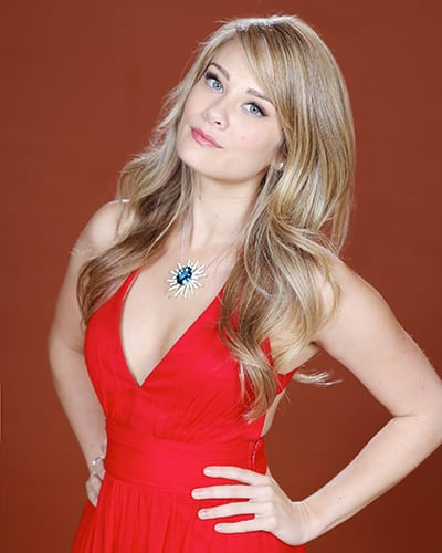 DAYTIME EMMYS: 'B&B's' Kim Matula Celebrates First Nomination; Amps Up Sexiness for Red Carpet
