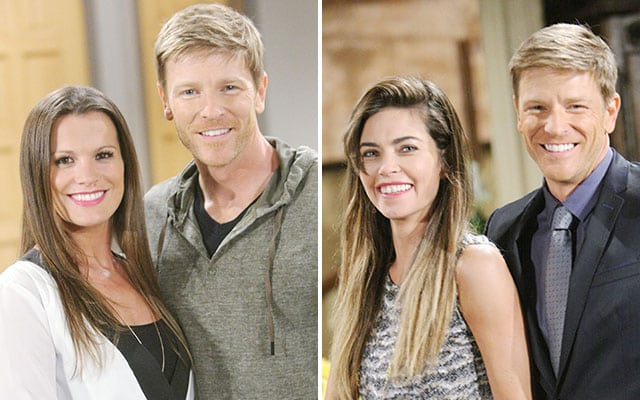 EXCLUSIVE: 'Y&R's' Burgess Jenkins on Succeeding David Tom/Billy Miller, Villy Drama and More; Amelia Heinle and Jess Walton Share Insight on Jenkins