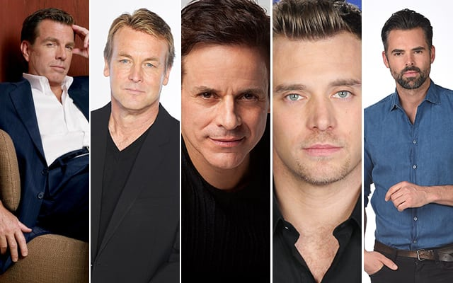 DAYTIME EMMYS: Who Should Win? Outstanding Lead Actor (VIDEO)