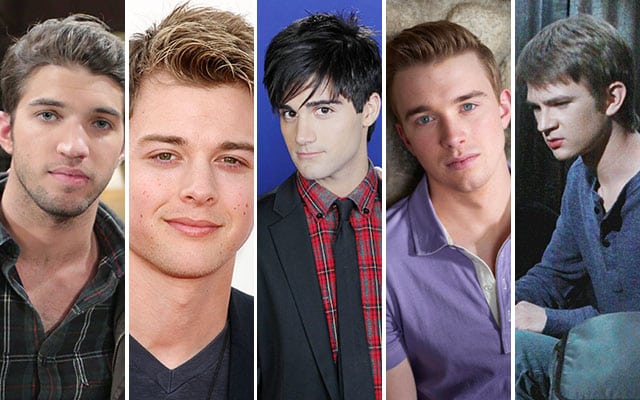 DAYTIME EMMYS: Who Should Win? Outstanding Younger Actor (VIDEO)