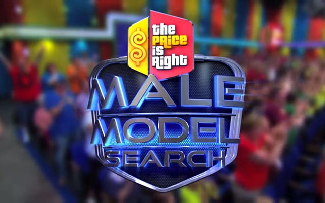 'The Price is Right' Gears Up For A New Male Model Search
