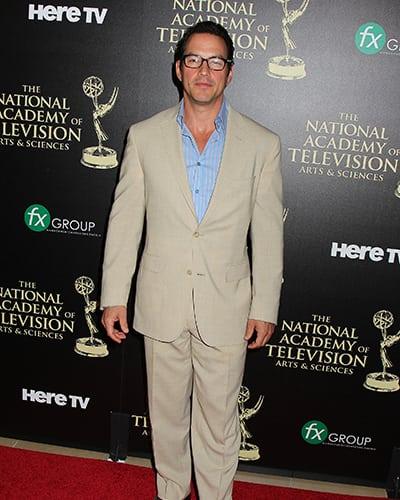 DAYTIME EMMY AWARDS RED CARPET: 'GH's' Tyler Christopher in Sy Devore