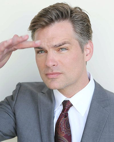 EXCLUSIVE: Watch 'DAYS' Star Daniel Cosgrove Reveal His Hidden Talent