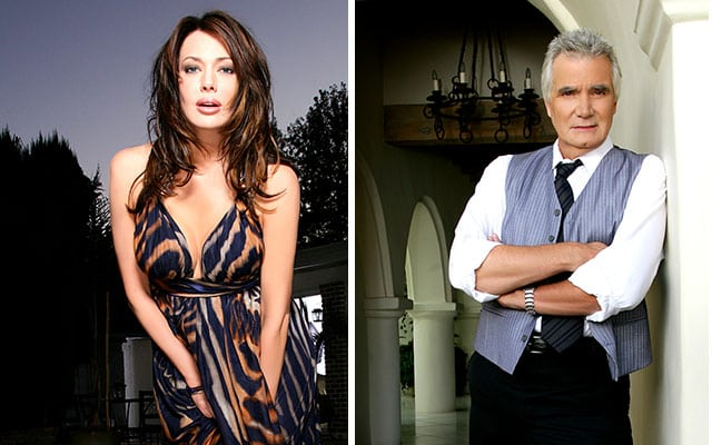 Hunter Tylo and John McCook Joining Fellow 'B&B' Stars in Netherlands for Fan Show