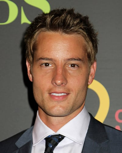 justin hartley filmography