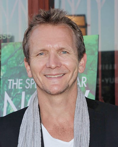 'GH's' Sebastian Roche Joins Forces With Liam Neeson in New Thriller