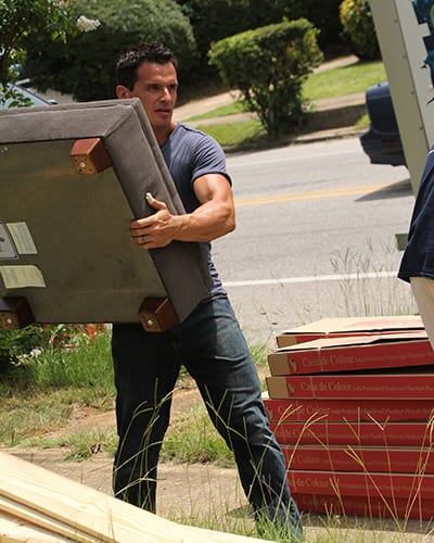 DETAILS: Antonio Sabato Jr. Shares Deets On His Exciting New Gig!