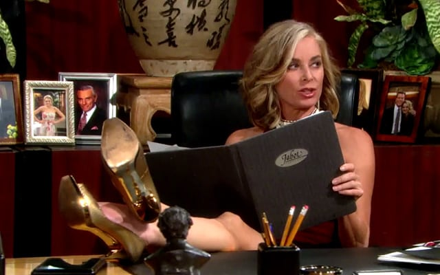 How Do You Prefer to Get Your Dose of Eileen Davidson?