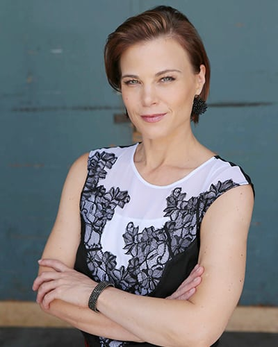 CENTERSTAGE: Gina Tognoni Opens Up About Finally Hitting 'Y&R's' Genoa City as Feisty Phyllis!