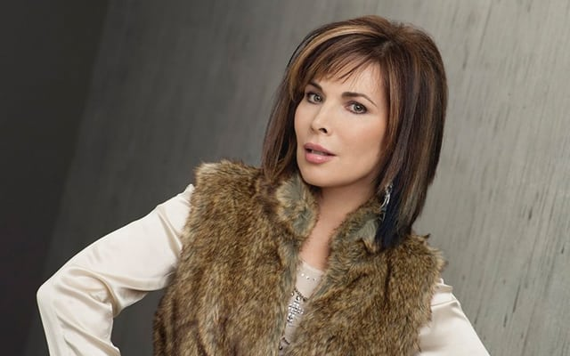 CENTER STAGE: Lauren Koslow Reveals Intense 'DAYS' Story Brings Kate's Blue Streak Back; Also Teases Unknown New Characters Completely Change Show Dynamic!