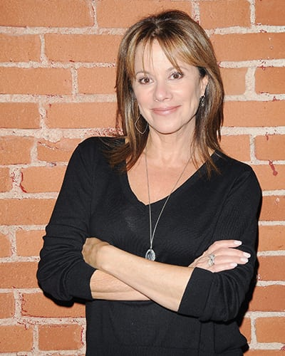 What Mystery Project Does 'GH's' Nancy Lee Grahn Have Up Her Sleeve?