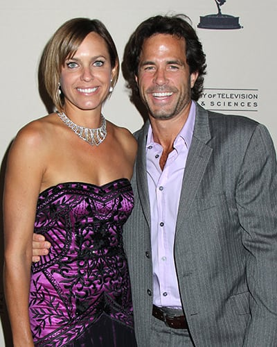 Arianne Zucker and shawn christensen