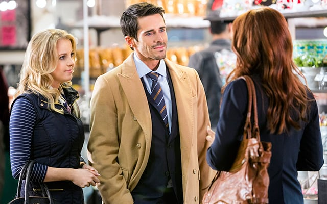 The dating coach hallmark movie