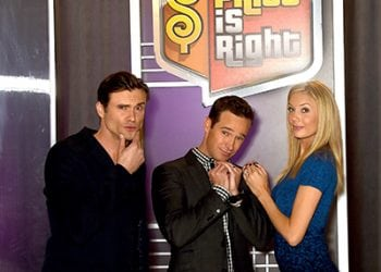 EXCLUSIVE: 'Y&R's' Daniel Goddard and Melissa Ordway Participate in 'The Price Is Right' Male Model Search; Stars Help Judge Final 5 Contestants Down to Final 3!