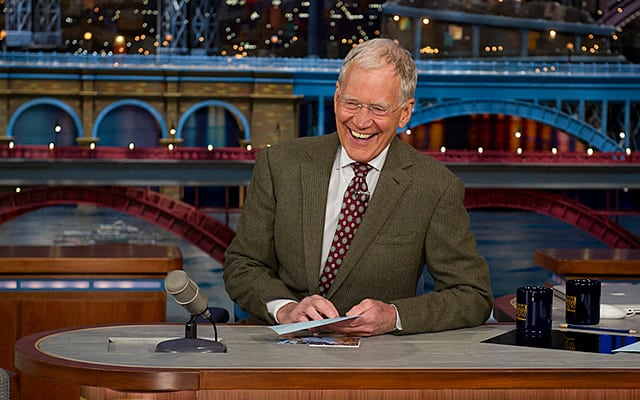 WATCH: David Letterman 'Auditions' For 'Y&R'