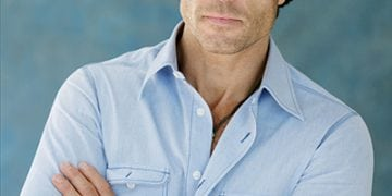 CENTERSTAGE: 'DAYS'' Shawn Christian Says To Get Ready For More Shocks in the Daniel Vs. Kristen Saga!